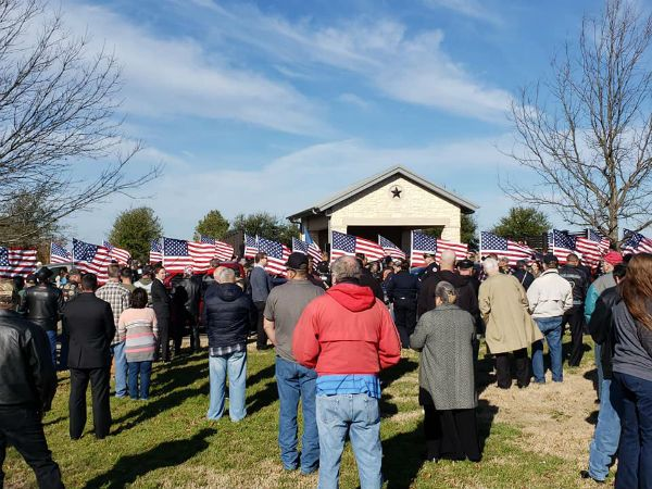 Joseph Walker Funeral