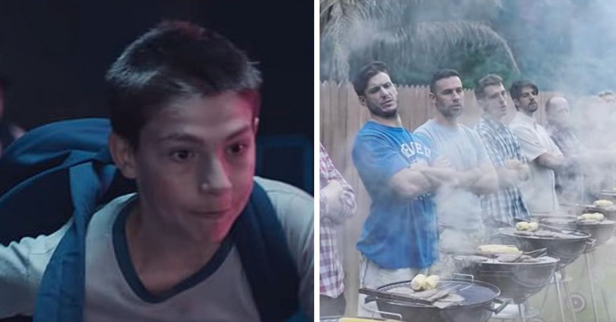 Gillette's New Ad Tackles