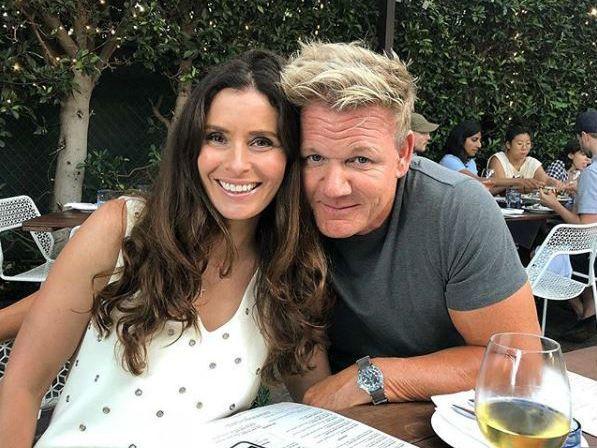 Gordon Ramsay wife Tana