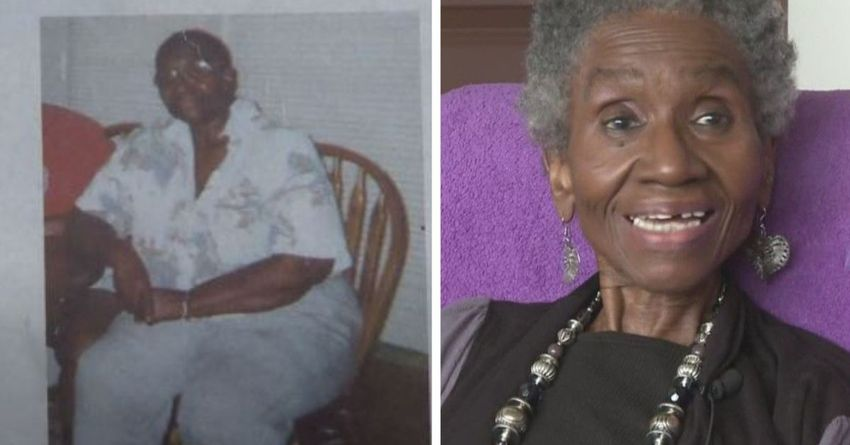 Before and after pictures of Jessica Slaughter. | Photo:KSDK