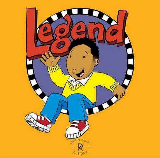 John Legend Arthur