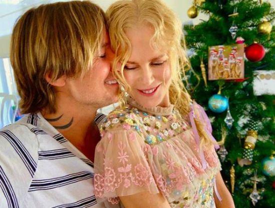 Keith Urban Nicole Kidman