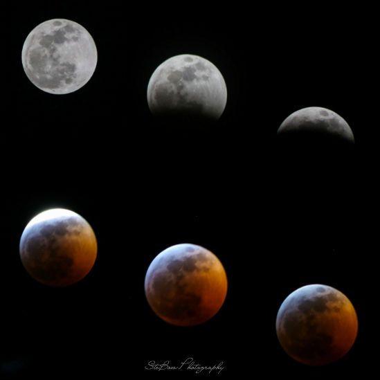 Steve Bowens Lunar Eclipse