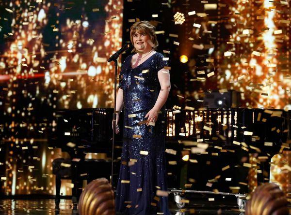 Susan Boyle America's Got Talent