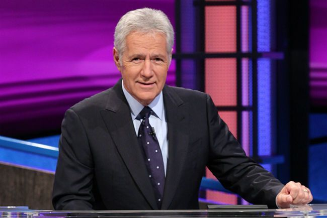 Alex Trebek NBC