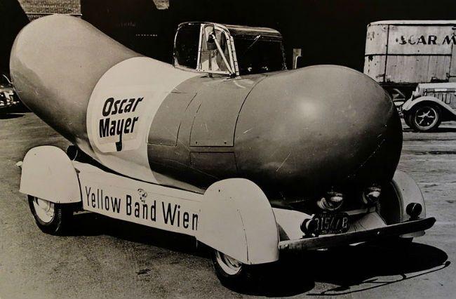 Wienermobile 1930s