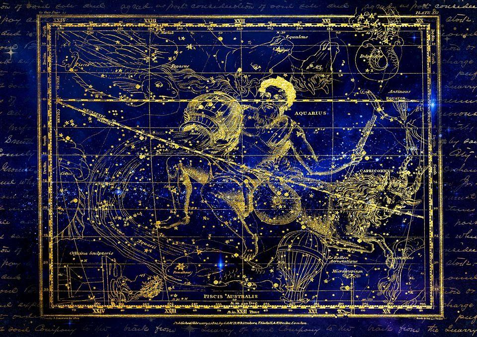 Capricorn constellation