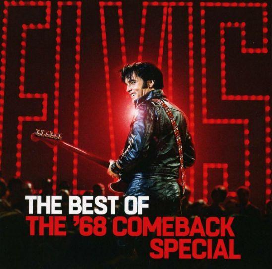Elvis 68 comeback special album