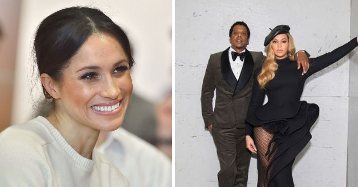Beyonce And Jay-Z Surprise Fans With Unexpected Meghan Markle Tribute