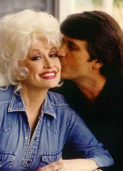 Dolly Parton Carl Dean