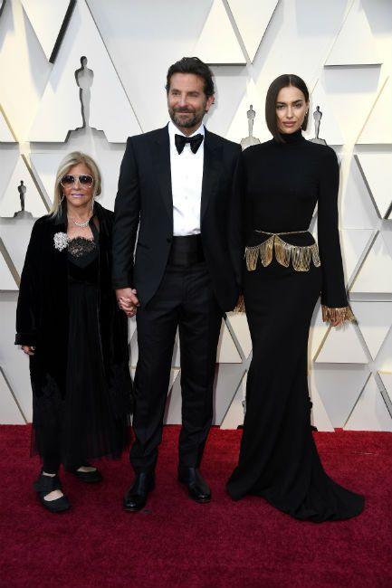 Bradley Cooper Irina Shayk Oscars