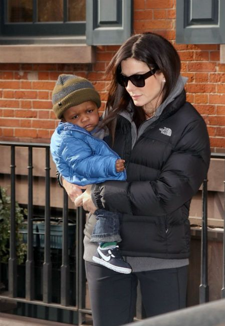 Why Sandra Bullock Never Calls Her Children