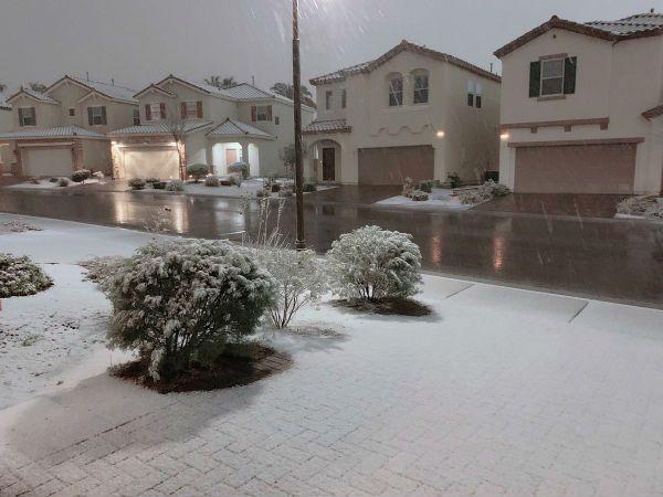 Snow Las Vegas
