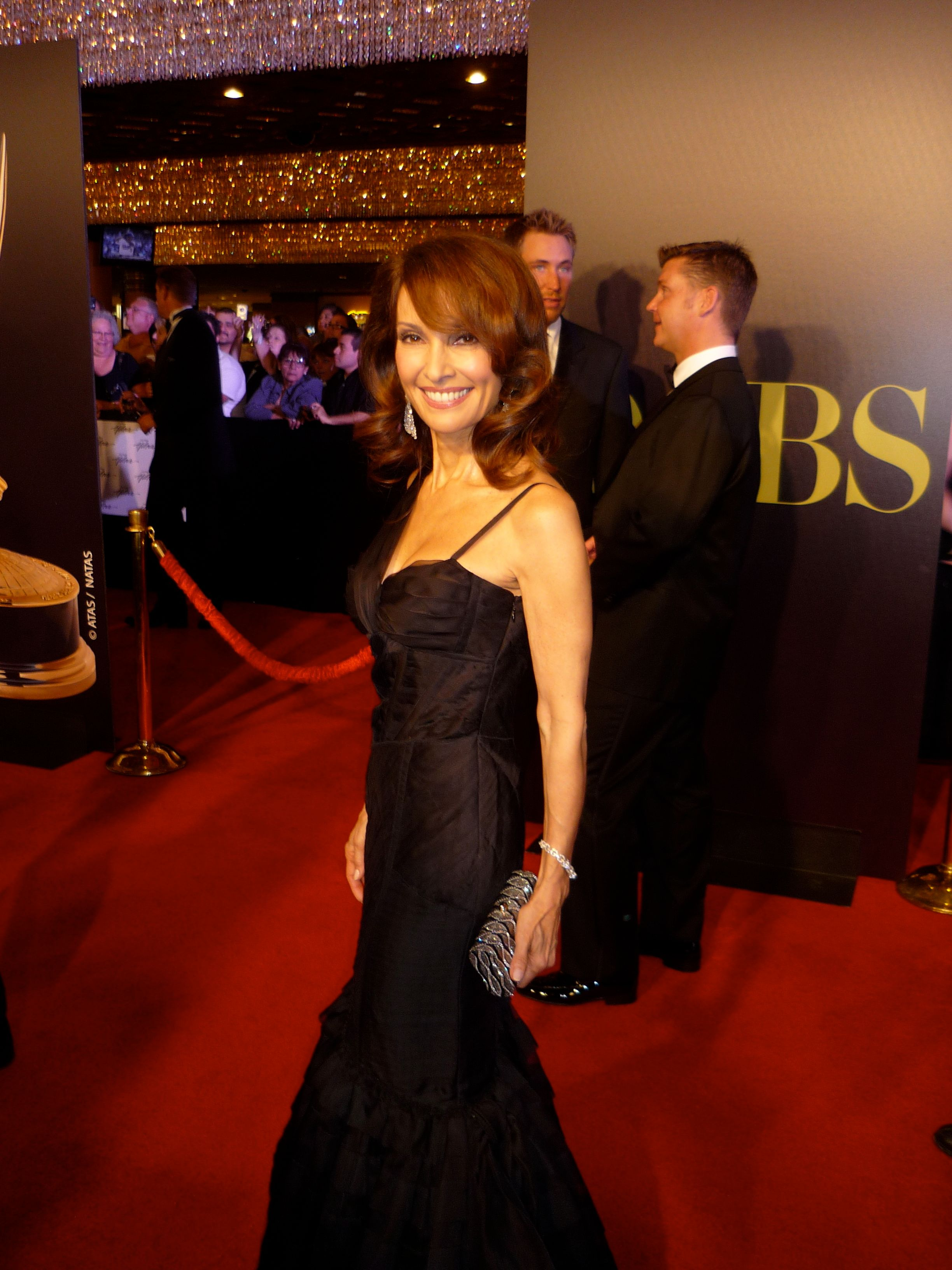 Susan Lucci at the Emmys