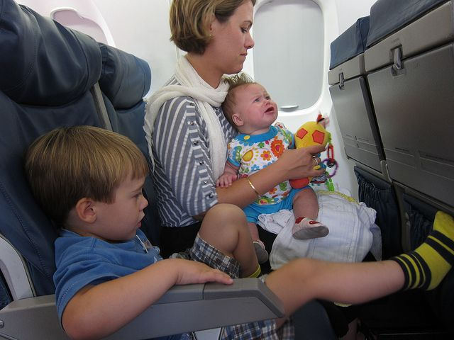 Toddler airplane