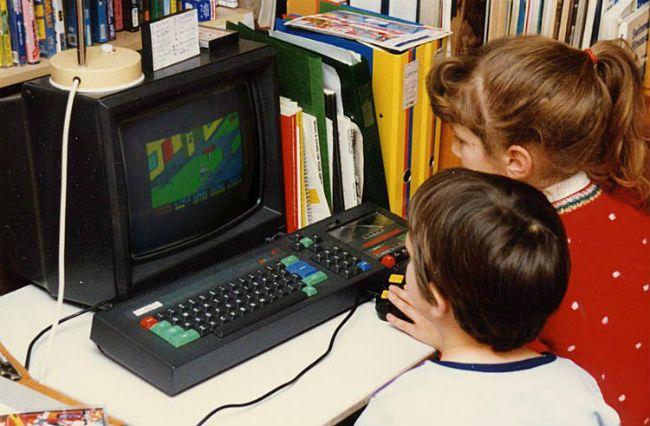1980s computer