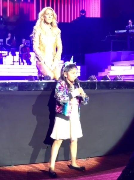 Anjali Singh Celine Dion