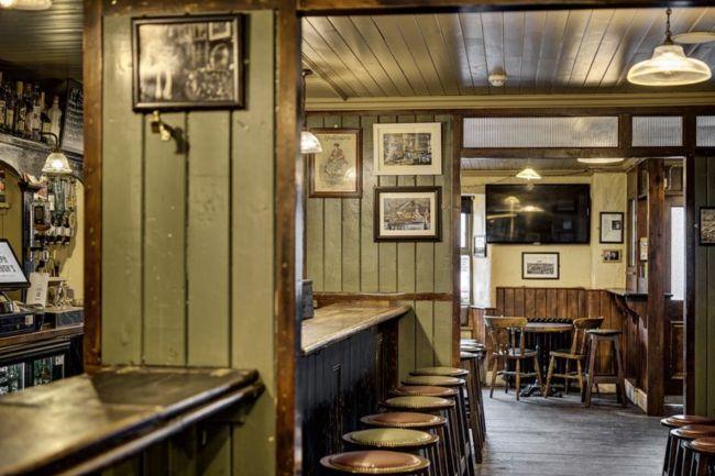 Joseph McHugh pub