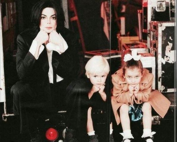 Paris, Prince, and Michael Jackson