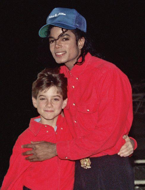 Michael Jackson James Safechuck