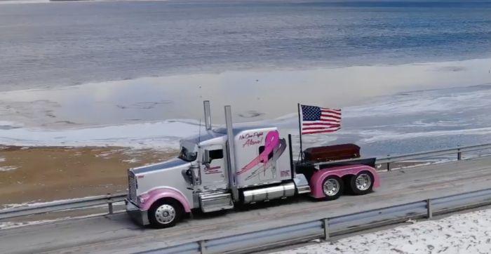 Last ride trucker