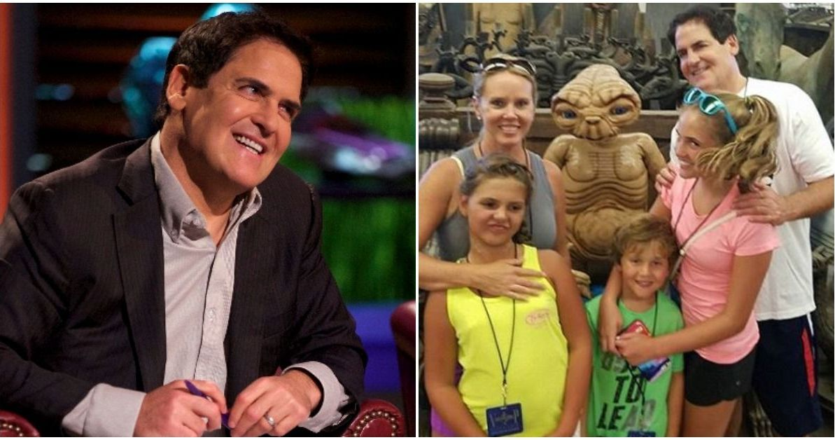 Billionaire Mark Cuban And His Wife Still Cook Dinner For Their Kids Every Night