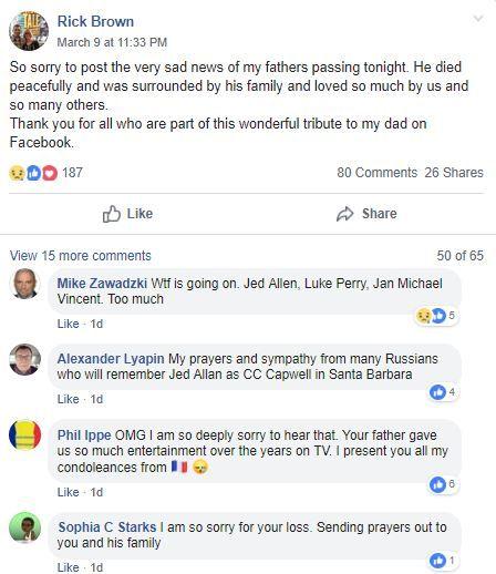 Jed Allan RIP