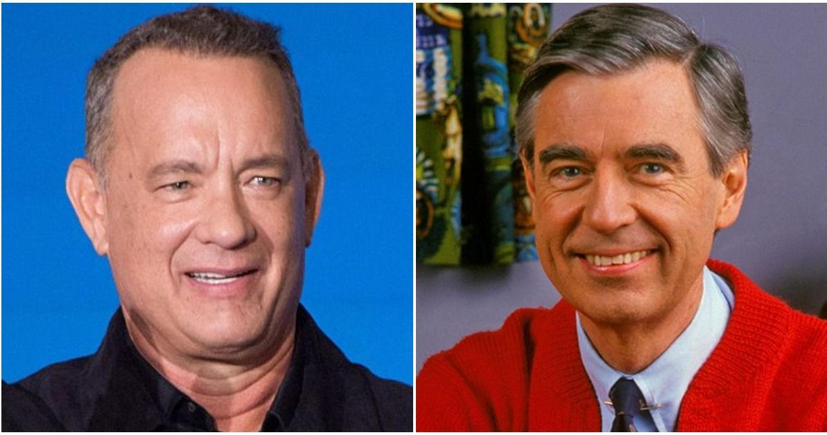 Tom Hanks Transforms Into Mr  Rogers For New Film