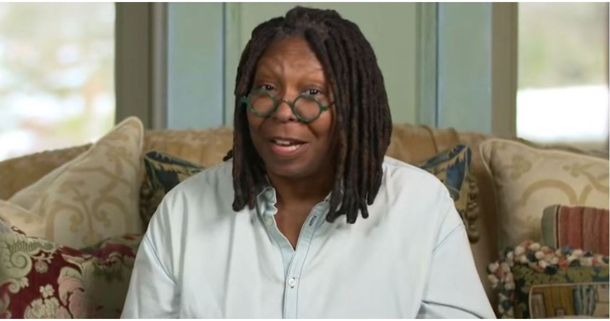 Whoopi Goldberg says she nearly died from pneumonia and septic shock