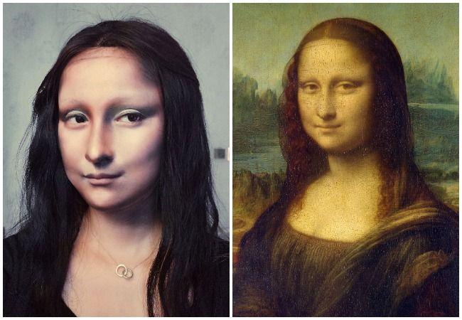 Yuya Mika Mona Lisa