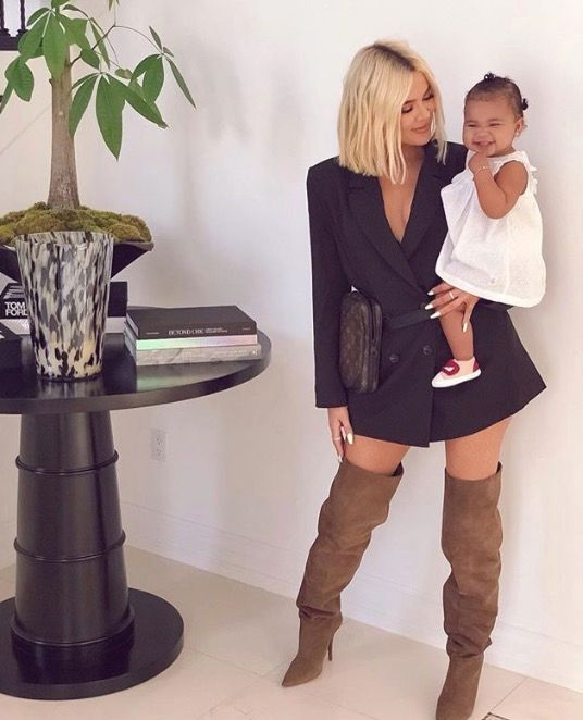 Khloé Kardashian Responds To Mom-Shaming On Instagram