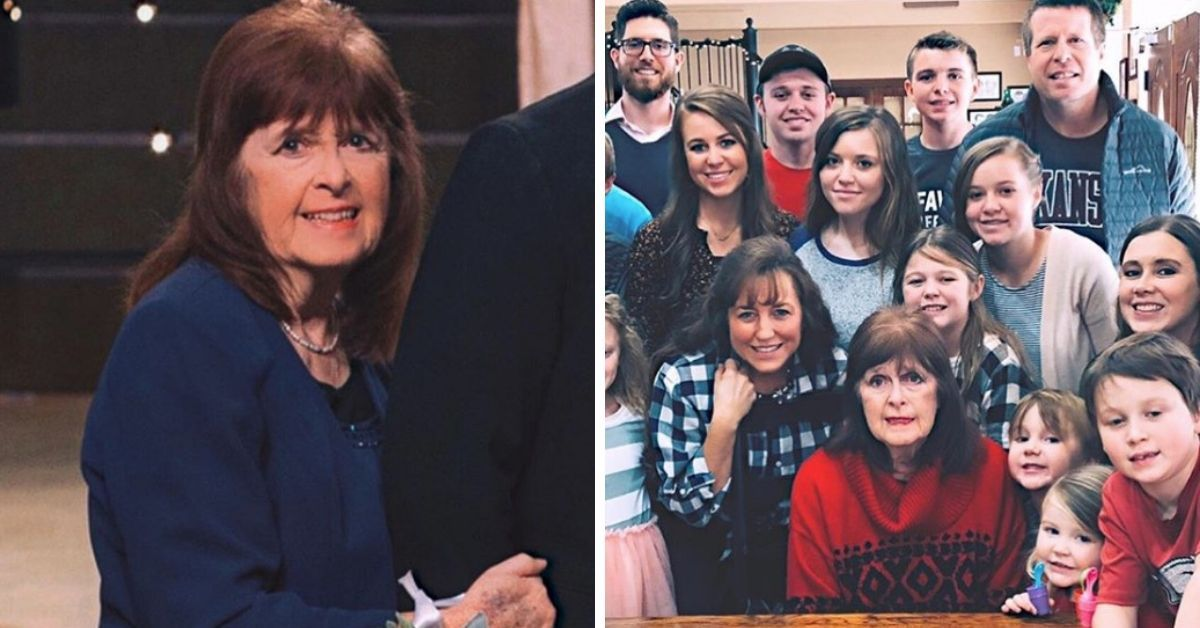 What Happened to Grandma Mary Duggar? Family Reacts to Tragic Death