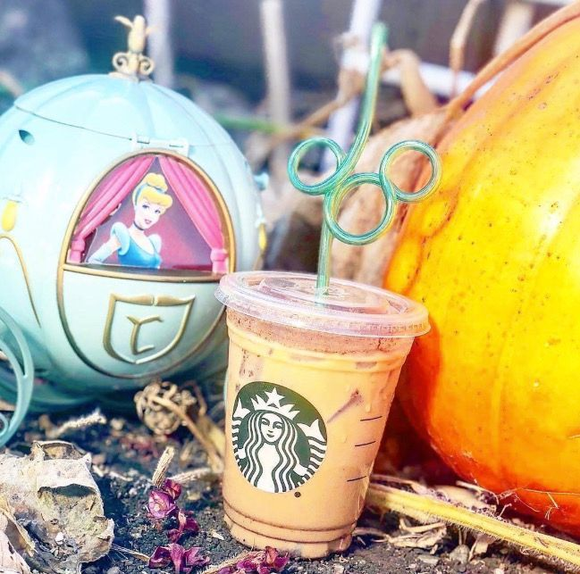 The Cinderella Latte Is This Fall's Big Trend At Starbucks