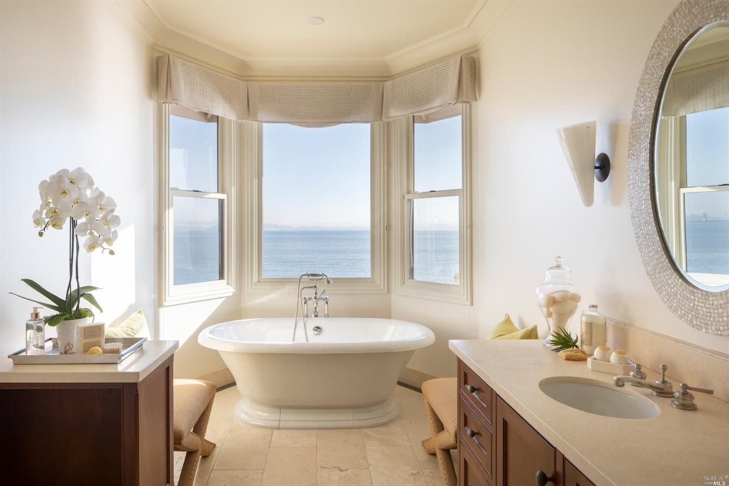 Bagno privato casa di Robin Williams