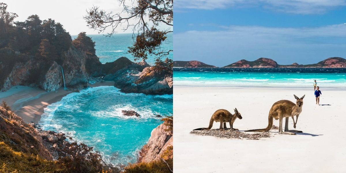 Take A Virtual Vacation And Visit These 30 Bucket List Beaches